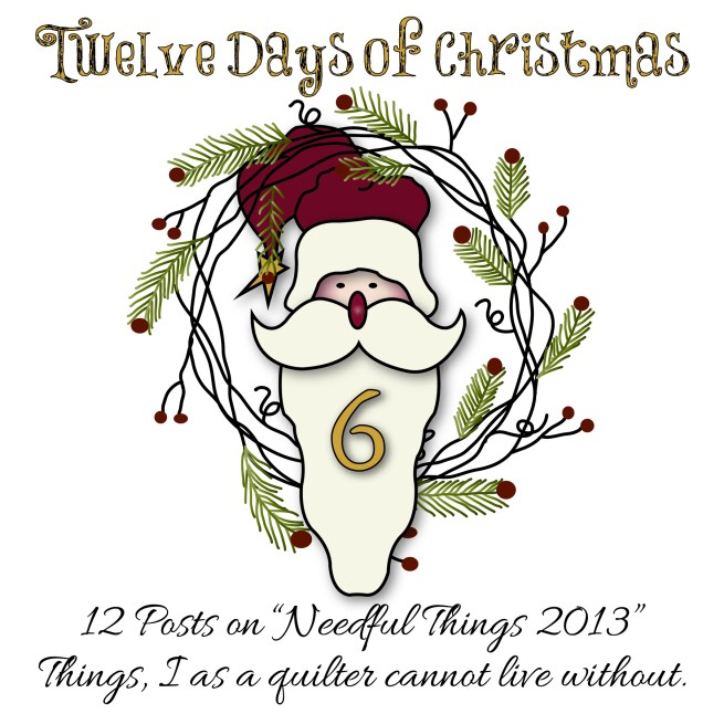 12 Days of Christmas 6
