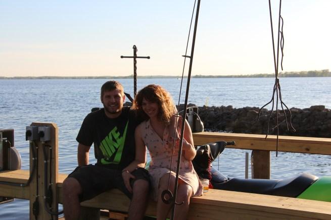 Luke and Brooke