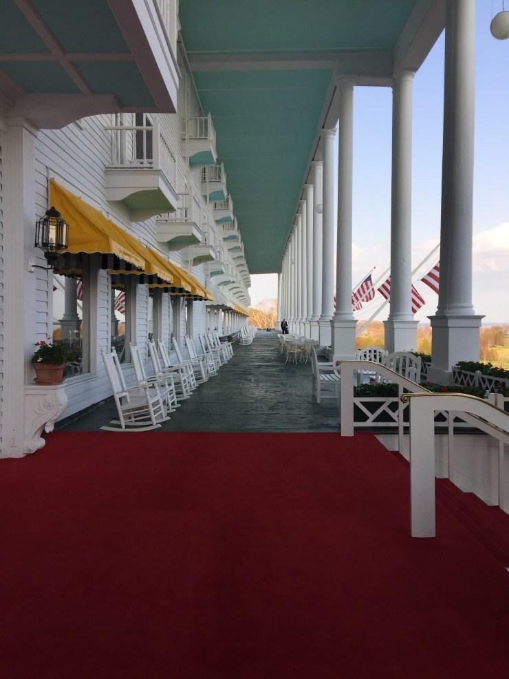 Day 4 At The Grand Hotel Mackinac Island Mi Lisa Bongean S Web Blog