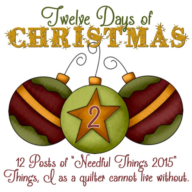 12 Days of Xmas Ornaments 2