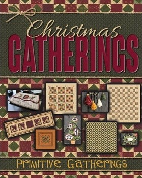 Christmas Gatherings Book by Primitive Gatherings