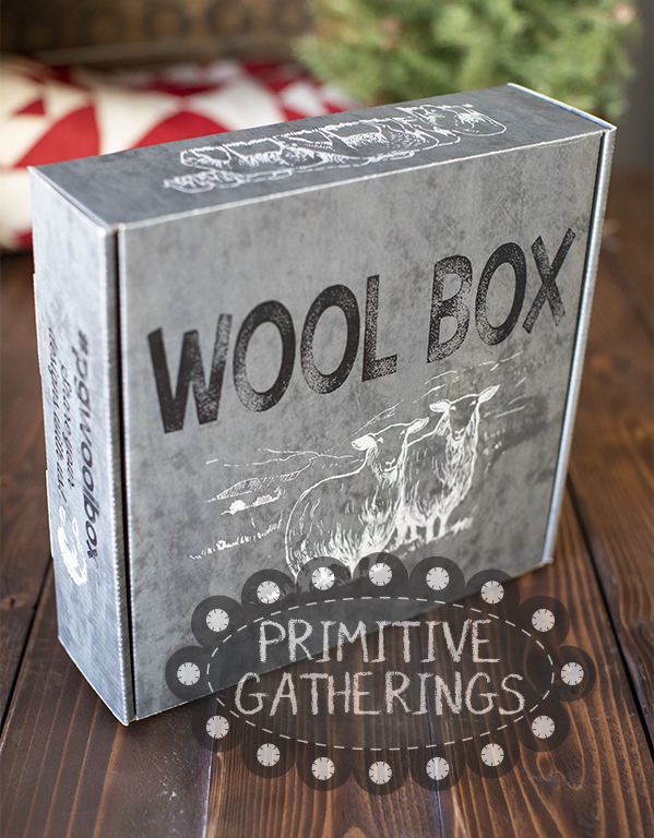 Mystery Wool Box