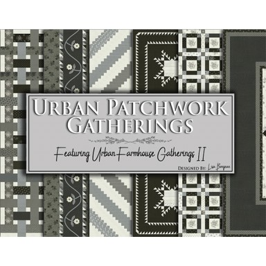 Urban Patchwork Gatherings Book