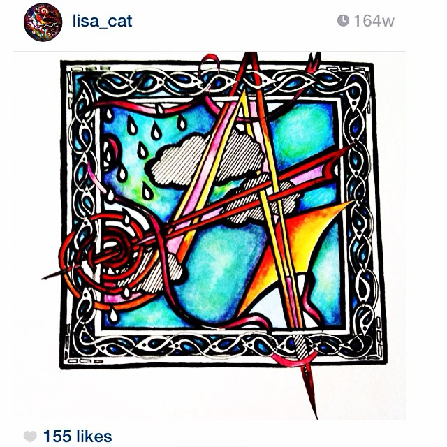Not entirely sure why but this picture of mine, I posted 164 weeks ago, has suddenly generated a large number of likes and comments (for me). Many thanks to everyone for their enthusiasm and if anyone knows why – where it has been seen and linked could you let me know so I can thank them too ????????