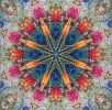 Make paintings, then make tiles satisfaction in pattern – #tile #pattern #repeat #patternlove