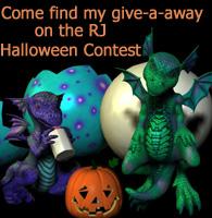 Romance Junkies Halloween contest