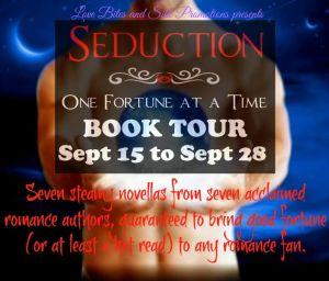 Seduction book tour