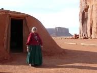 Traditional Navajo Hair Bun