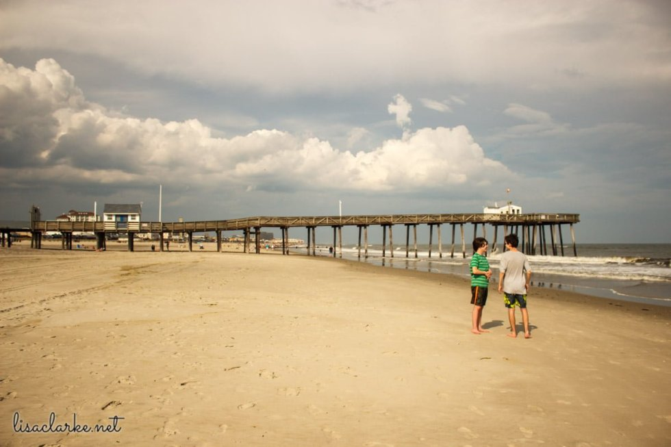 Sunday in Ocean City