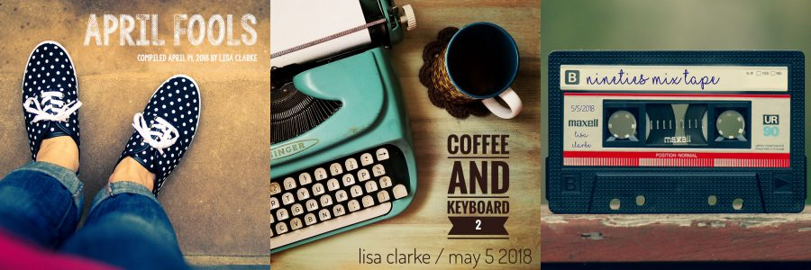 Polka Dot Radio: April Fools, Coffee and Keyboard 2, and Nineties Mix Tape
