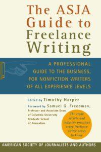 ASJA Guide to Freelance Writing