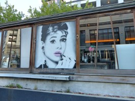 Auckland - Audrey Hepurn - Gasp