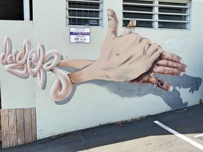 Auckland - Side Door St Kevin's Arcade - Nigel Roberts aka dagarmedia