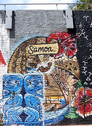 Ponsonby - Samoa - Near Ponsonby Road