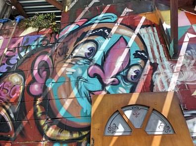 Auckland - Side Door St Kevin's Arcade - Cinzah