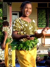 Serving Kava