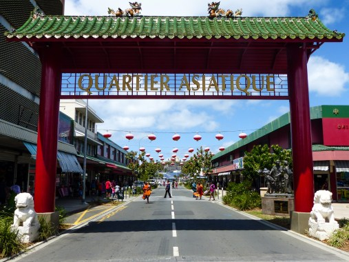 Quartier Asiatique