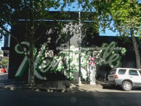 Street Art - Newcastle - October 2015 - Tyrsa
