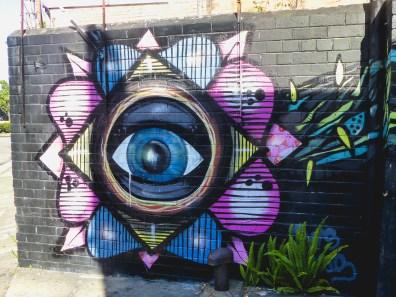 Street Art - Newcastle - October 2015 - Unknown 2