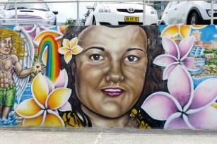 9/11 Mural - Bondi
