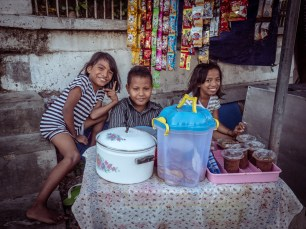 Faces of Kupang