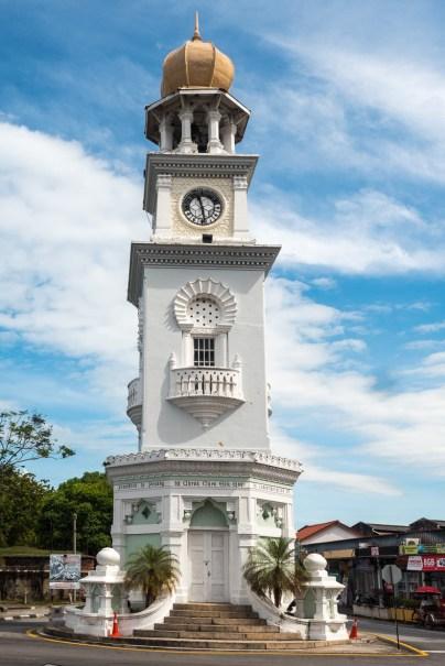 Queen Victoria Clock