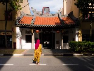 Outside Fuk Tak Chi Museum