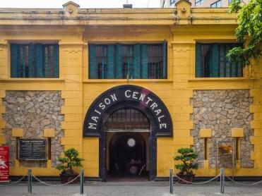 Hỏa Lò Prison (The Hanoi Hilton)