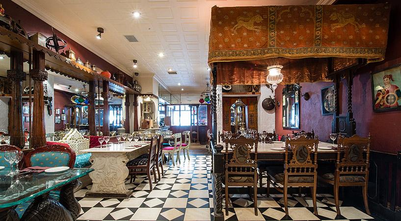 Chor Bizarre, Mayfair – Restaurant Review