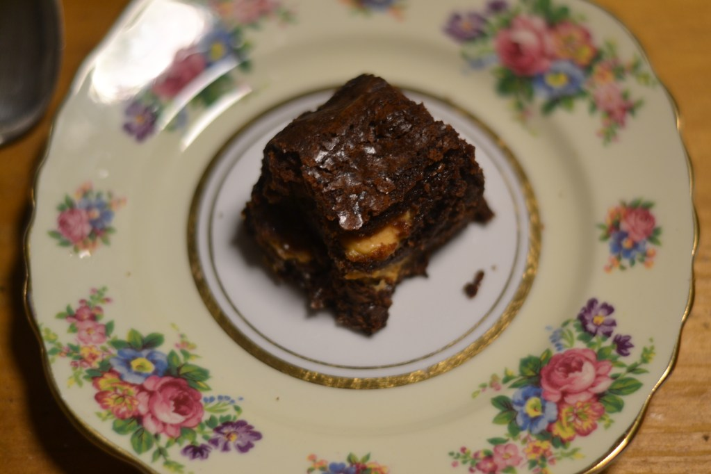 Lisa Bakes: Triple Chocolate Brownies