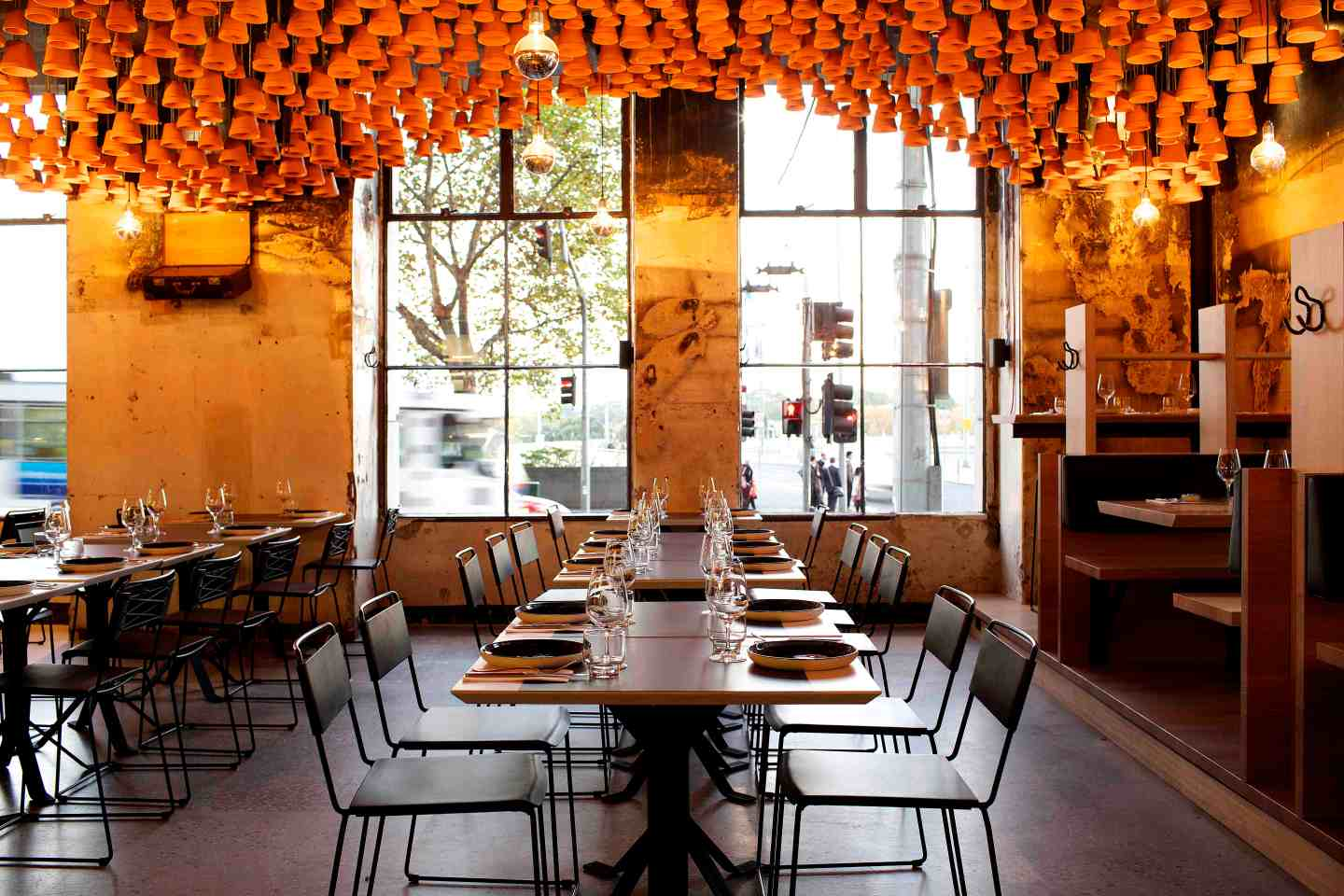 Gazi, Exhibition Street – Restaurant Review