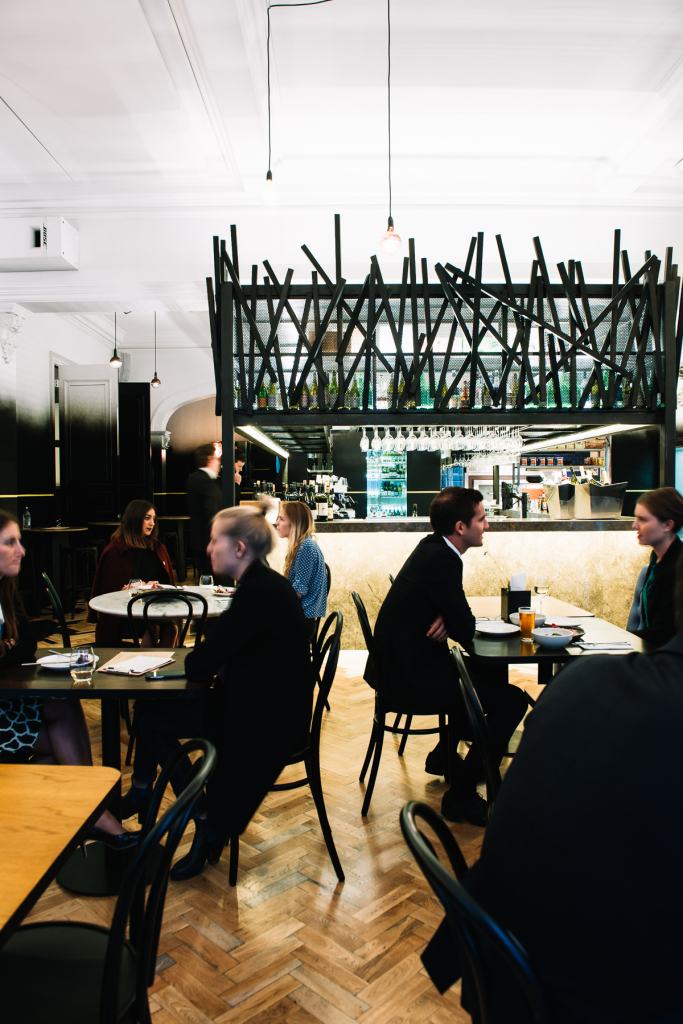 Launch of Stoke Bar + Kitchen, Melbourne