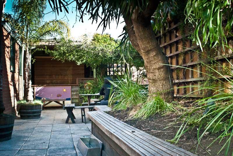 best beer gardens in Melbourne