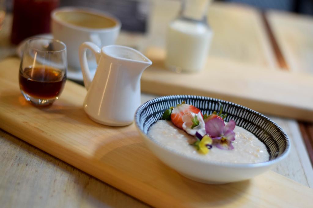 Breakfast at Cecconi's Flinders Lane