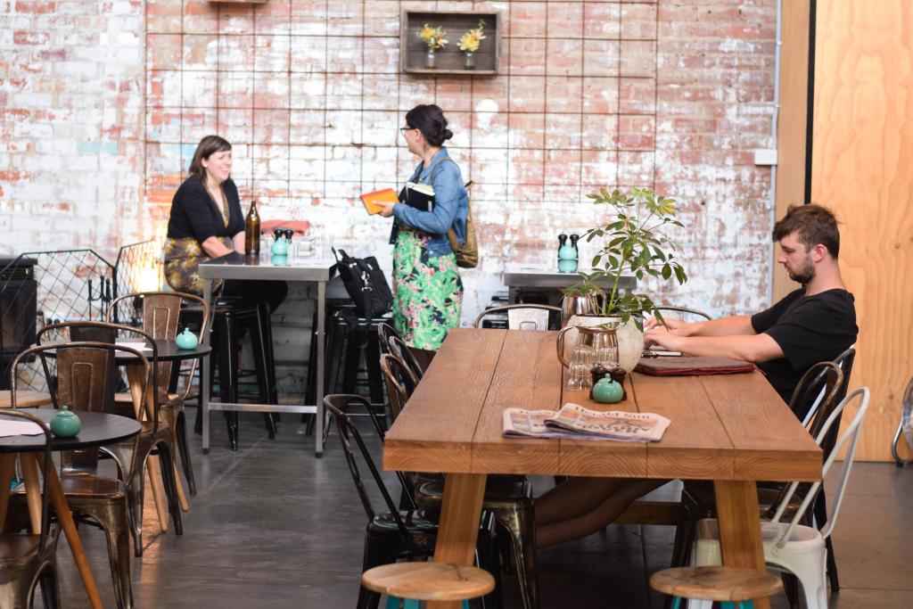 Giddyup Mule Yarraville – Breakfast Review