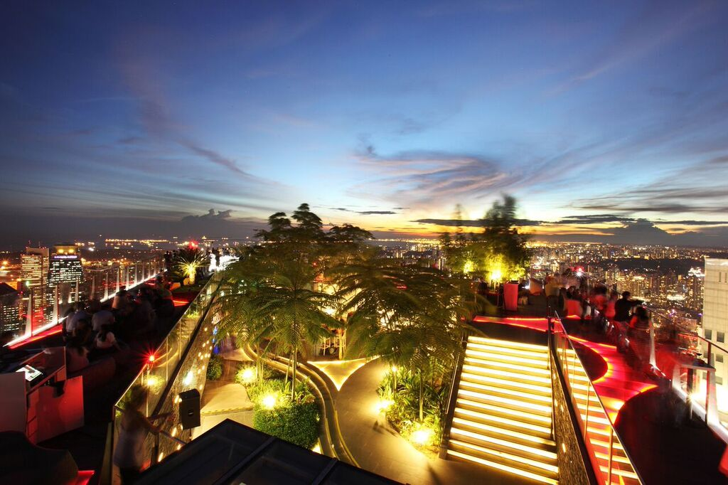 best bars in singapore 1 altitude