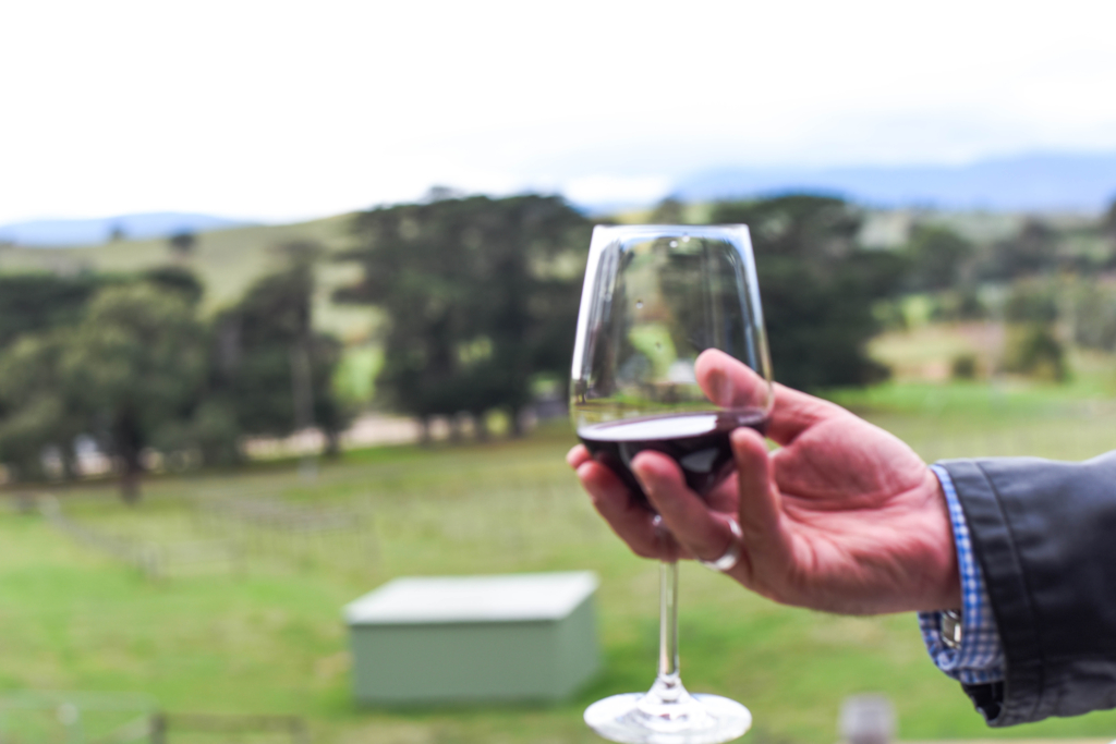 A Wine Compass Tour in the Yarra Valley