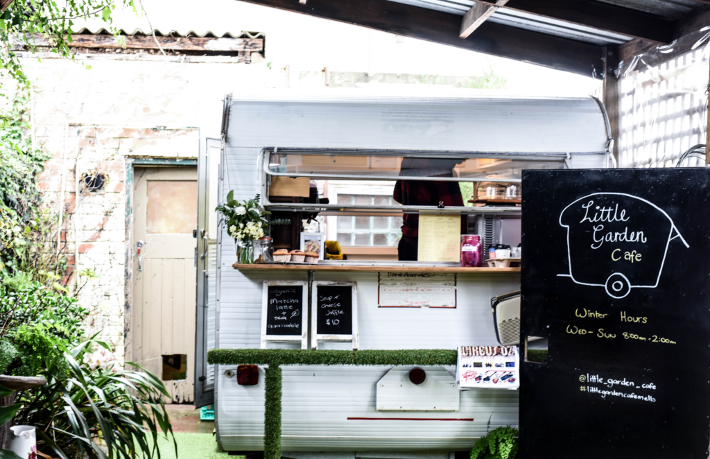 Little Garden Cafe, Ascot Vale