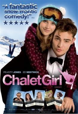 Chalet Girl (2011) film poster