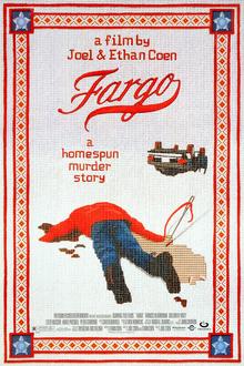 Fargo (1996) film poster