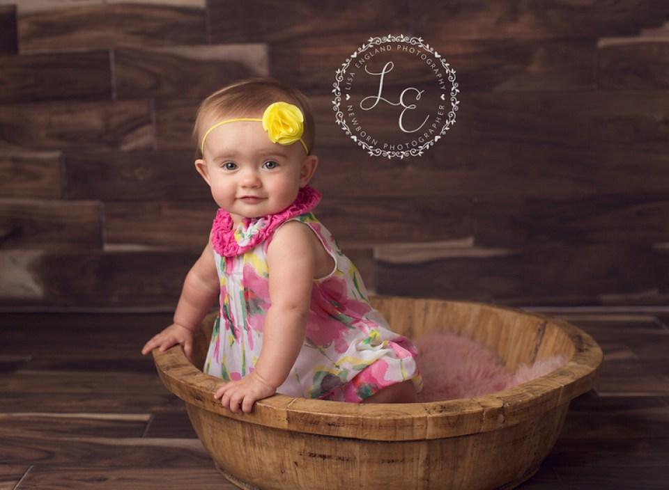 Lisa England Photography | San Diego Baby Photographer
