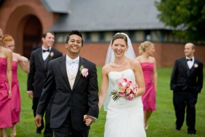 Megan and Bhaskar