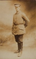Father in his WW1 uniform