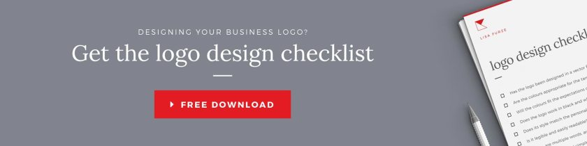 Use this free logo design checklist to make sure you'll following the principles of good design in your work.