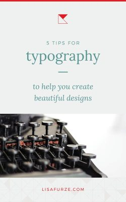 If you're running a business, you can't avoid typing documents here and there. For things your customers will see make sure your work looks professional by using these 5 typography tips.