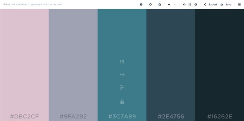 Coolors — 6 free tools to help you pick iconic brand colours