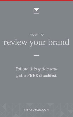 Reviewing your brand periodically will keep it up-to-date and relevant. Here's how to conduct a brand audit yourself, using a free checklist you can download!