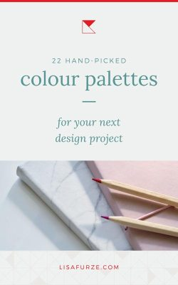 Need some inspiration? These hand-picked colour palettes will inspire you to create some gorgeous new branding or any kind of design work.