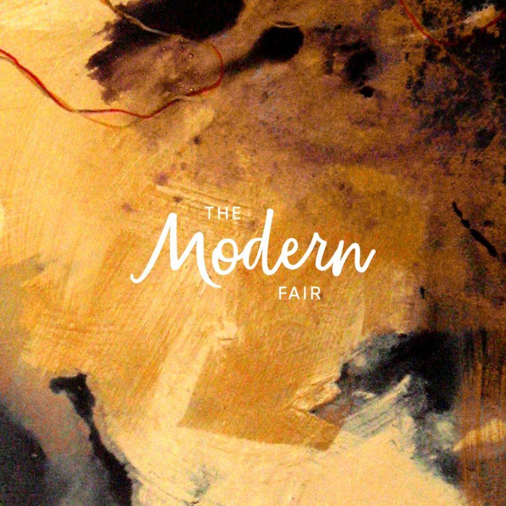 The Modern Fair, logo design and branding by Sydney designer, Lisa Furze