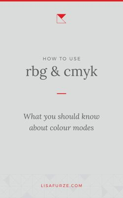 It's important to understand which colour mode to set up your design documents in, in order to get the best possible outcomes. Read this post to learn more about the main colour modes you'll encounter and when to use them.